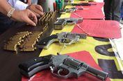 Polisi Amankan Senjata Api Rakitan dan Ilegal di Tangerang
