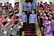 Cerita Jokowi Didatangi DPD Golkar Minta Restu untuk Airlangga Hartarto