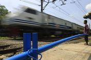 Jokowi Resmikan Proyek Jalur Ganda Kereta Bogor-Sukabumi