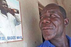 Pria Ini Empat Kali Juarai Kontes Orang Terjelek di Zimbabwe