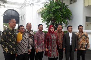Jokowi Kumpulkan Elite DPR dari Partai Pemerintah, PAN Tak Diundang