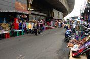 DKI Izinkan Pedagang Berjualan di Kolong 'Flyover' Asemka