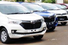 10 Mobil Terlaris Jelang Lebaran 2017