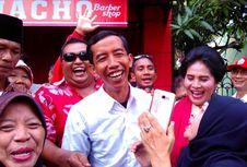Bikin Kaget, Dua Jokowi KW Hadir pada Resepsi Kahiyang