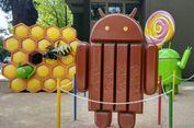 Populasi Android Nougat Akhirnya Lewati Kitkat