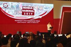 Jokowi Keceplosan Sebut Iriana Hobi Belanja