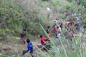 Rem Blong, Bus Masuk Jurang, 29 Penumpang Tewas