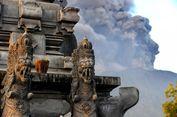 BNPB Sebut Belum Ada Penurunan Status Awas Gunung Agung
