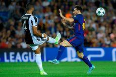 Alasan Pelatih Barcelona Cadangkan Messi Saat Vs Juventus