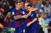 Iniesta Sebut Gol Pertama Barca ke Gawang Malaga Kontroversial