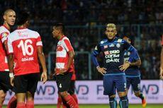 Arema FC Boyong 18 Pemain ke Markas Mitra Kukar