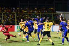 Hasil Liga 1, Kekalahan Ketiga Persib Bandung