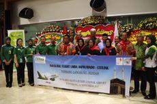 Citilink Angkut Jemaah Umrah dengan Pesawat Airbus A320 Neo
