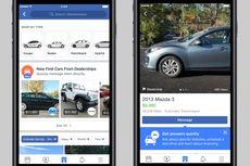 Facebook Punya Layanan Jual Beli Mobil
