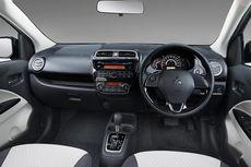 Kesan Futuristik Desain Kabin Mitsubishi Mirage