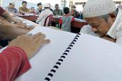 'Kami Tidak Bisa Melihat tetapi Bisa Membaca Al Quran'