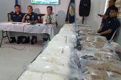 Paket Kokain Senilai Rp 84 Miliar Ditemukan Hanyut di Pantai Filipina
