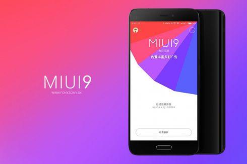 Daftar 35 Ponsel Android Xiaomi yang Kebagian MIUI 9