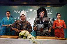 Nasabah BNI Emerald Dapat Layanan Premium Garuda Indonesia