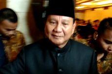 Soal Yerusalem, Prabowo Subianto Dukung Jokowi