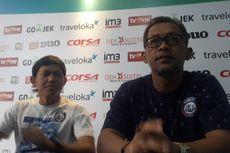 Optimisme Arema FC Jelang Jamu Persipura