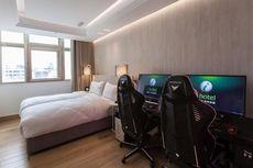 Hotel Ini Sediakan Fasilitas Game di Tiap Kamar