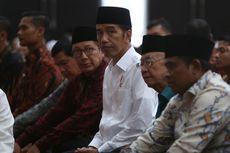 Setelah Meresmikan, Jokowi Belum Kunjungi Masjid Raya Jakarta Lagi