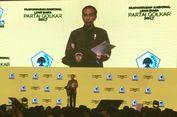Alasan Jokowi 'Blak-blakan' soal Kubu-kubu di Golkar