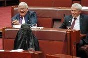 Kenakan Burka di Parlemen Australia, Ketua Partai 'One Nation' Dikecam