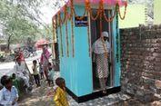 Perempuan India Boleh Ceraikan Suami jika Tak Ada Jamban di Rumahnya
