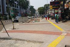 DKI Targetkan Pembangunan 80 Kilometer Trotoar pada 2017