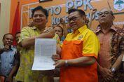 Di Depan Idrus, Agung Laksono Nyatakan Dukungan untuk Airlangga