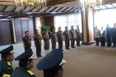 Jaksa Agung Lantik Sejumlah Pejabat, termasuk Wakil Jaksa Agung