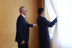 PM Turnbull Unggah Video Pertemuannya dengan Jokowi