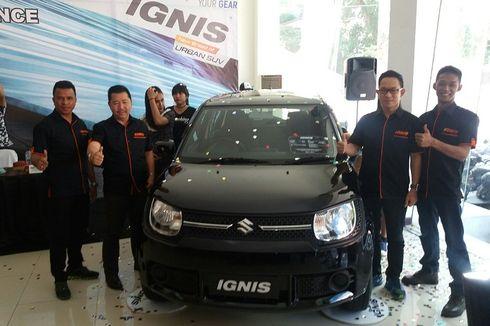 Suzuki Ignis Meluncur di Kupang