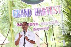 Harvest Resort and Village, Hotel Baru di Banyuwangi