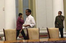 Hujan di Istana Bogor, Diskusi Jokowi dengan Maniak Kopi Dipindah