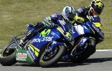 Ini Momen Menyalip Lawan yang Paling Diingat Rossi