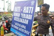 Satu Keluarga Tewas Ditabrak Bus, Polisi Stop Setiap Bus yang Melintas