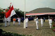 Tanpa SBY, Demokrat Gelar Upacara Peringatan HUT RI di Cikeas