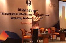IMF-WB Annual Meeting 2018 Jadi Momentum Akselerasi Kemajuan Indonesia