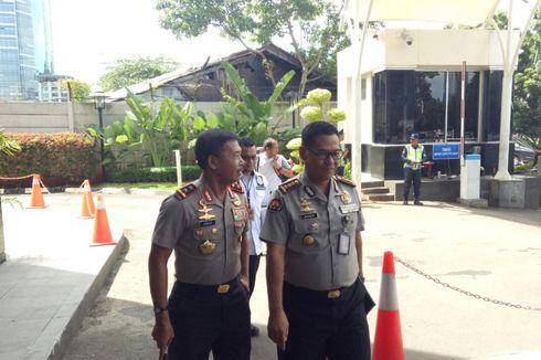 Kapolda Metro Jaya Temui Pimpinan KPK