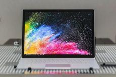 Microsoft Rilis Laptop Surface Book 2, Diklaim Bisa Bertahan 17 Jam