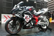 Honda CBR250RR Baru Terjual 8 Unit