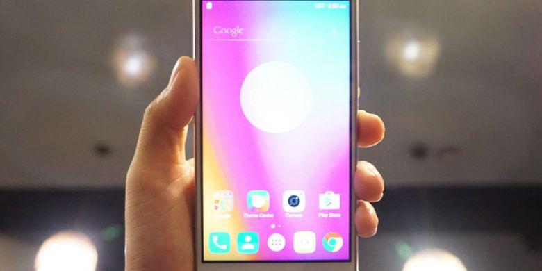 Lenovo K6 Power, Smartphone Android dengan Baterai 4.000 mAh