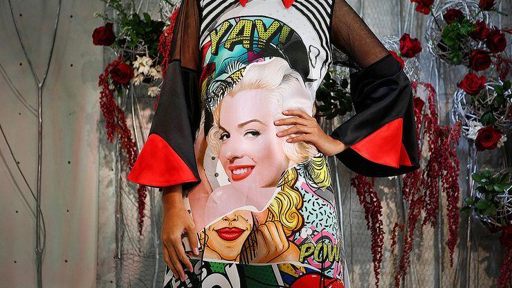 ''Trunk Show'' 2madison Avenue ''Hidupkan Kembali'' Marilyn Monroe