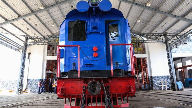 Menghidupkan Kembali ''Bonbon'', Lokomotif Listrik Pertama di Jabodetabek