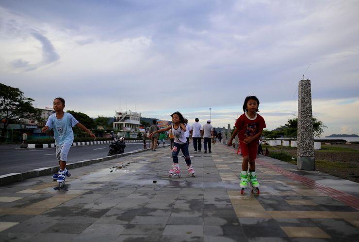 Taman IORA, Ikon Wisata Baru Kota Padang