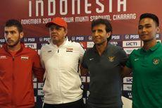 Pelatih Suriah Puji Permainan dan Kecepatan Pemain Indonesia
