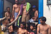 Belasan 'Pak Ogah' Terjaring Operasi Satpol PP Jakarta Utara